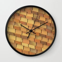 Anonymous Rooftop Wall Clock