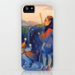 Fairyflies iPhone Case