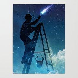 Star Builder Poster