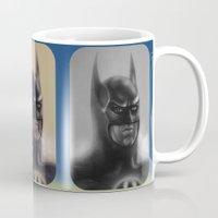 bats Mugs featuring Bats by Jason Wright