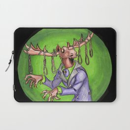 Noose Moose Dark Laptop Sleeve