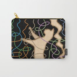 String Theory Carry-All Pouch