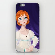 Her royal highness, the princess Anna  iPhone & iPod Skin