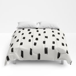 Scribble Pattern Comforters