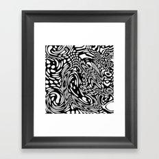 Dimensions Framed Art Print