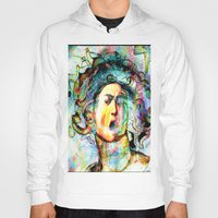 mythology Hoodies featuring Mythology by Joe Ganech