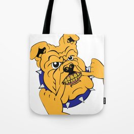 Aggie Gold Tote Bag