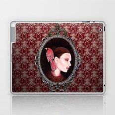 Dame Kardinal fig2 Laptop & iPad Skin