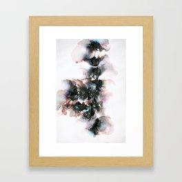 Thunderstorm #2 Framed Art Print