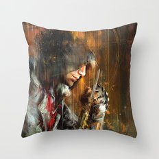 Jacob Frye Throw Pillow