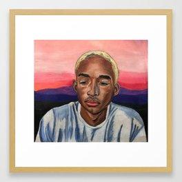 """""""SYRE"""" Framed Art Print"""