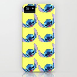 'Ohana Means Family iPhone Case