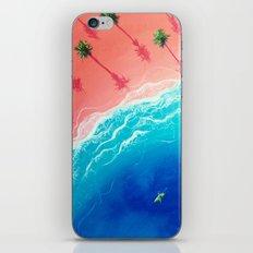 Kay-atching Waves iPhone & iPod Skin