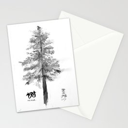 The Tree Stationery Cards