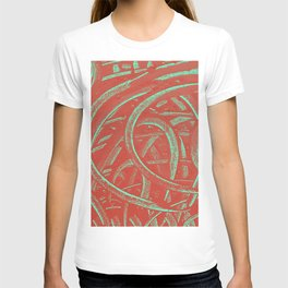 Junction - Red and Green T-shirt
