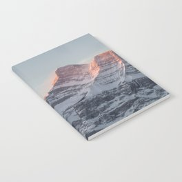 Rundle Mountain Notebook