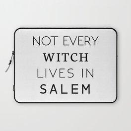 Not from Salem Laptop Sleeve