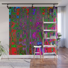 Psychedelic Happened Wall Mural