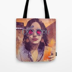 Welcome to the Fresh Doodle Tote Bag