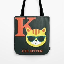 What I Thought Tote Bag