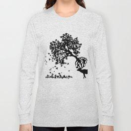 Elk-Naturalle Long Sleeve T-shirt