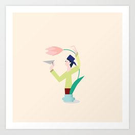 Mood4 Art Print