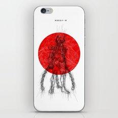 Ikki 4 Japan iPhone & iPod Skin