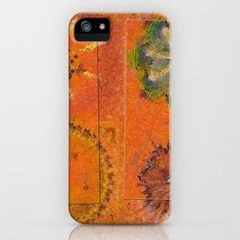 Zymase Harmony Flower  ID:16165-100704-37371 iPhone Case