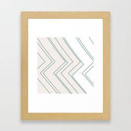 Coit Pattern 36 Framed Art Print