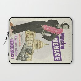 The Mincing Menace Laptop Sleeve