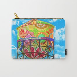 Santa Ana Water Tower Carry-All Pouch