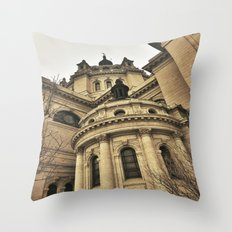 Cathedral of Saint Paul Throw Pillow
