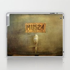 MU524 Laptop & iPad Skin