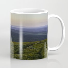 Midnight sun Coffee Mug