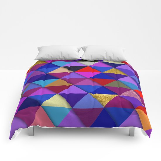 Abstract #276 Comforters