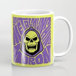 Metal Muncher Coffee Mug