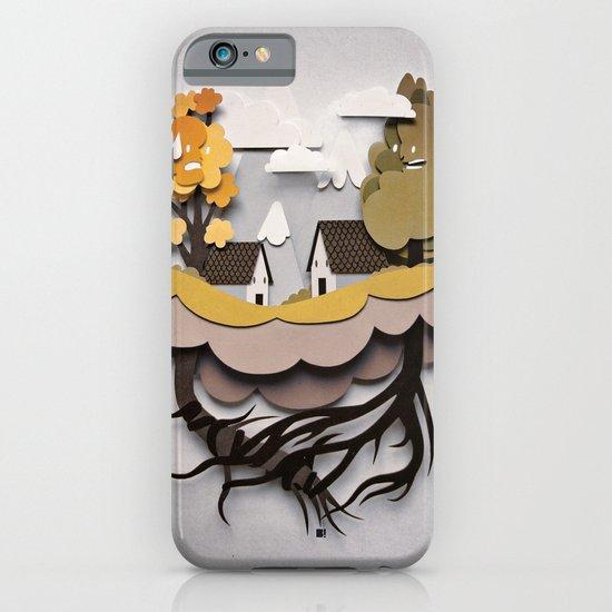 Buenos Vecinos - Good Neighbours iPhone & iPod Case