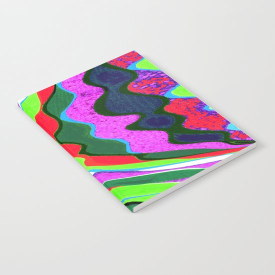 I Dream in Colors Notebook