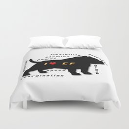 I love CF Duvet Cover
