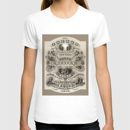 The Lords Prayer - Vintage Christian Art T-shirt