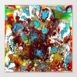 Celebration - Vulpecula Canvas Print