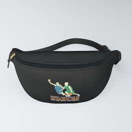 Basekball - Sorry You Have To Guard Me Fanny Pack