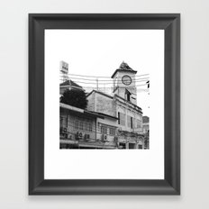 Phuket II Framed Art Print