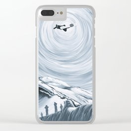 Ingmar Backman - That Backside Air Clear iPhone Case