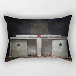 Dr. Memento Rectangular Pillow