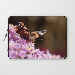 Autumn Butterfly Laptop Sleeve