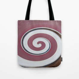 Swirl 06 - Colors of Rust / RostArt Tote Bag