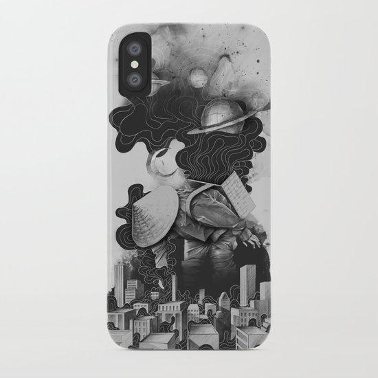 The Night Gatherer iPhone Case