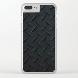 Hold the Line Clear iPhone Case