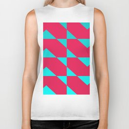 COLOR SPLASH Biker Tank